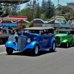 Yamba Hot Rods
